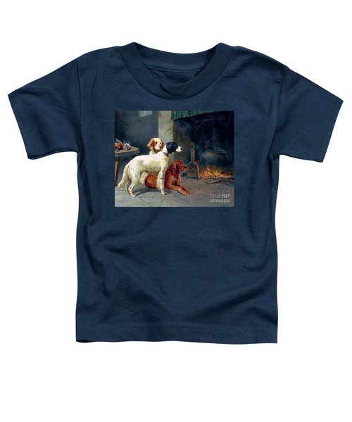 By The Fire Toddler T-Shirt