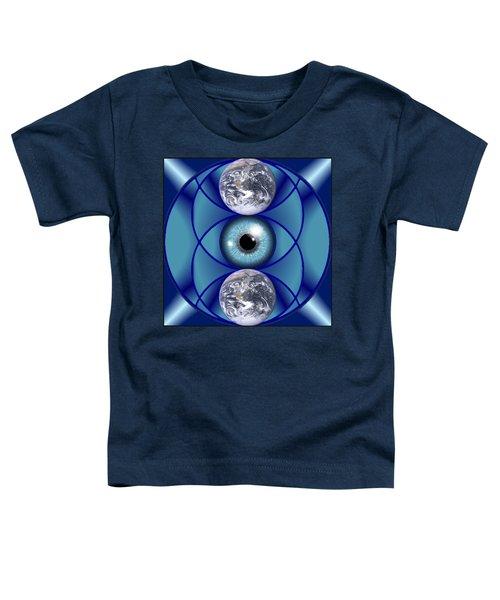 Ca-la Soul Portrait Toddler T-Shirt