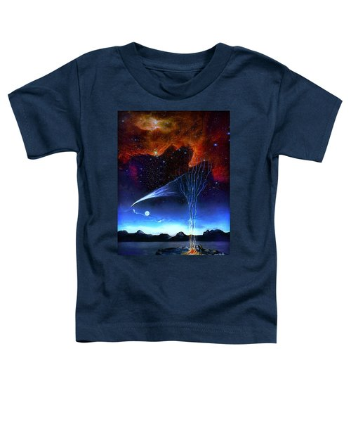 Campfire Toddler T-Shirt
