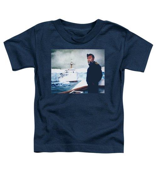 Capt Derek Law Toddler T-Shirt
