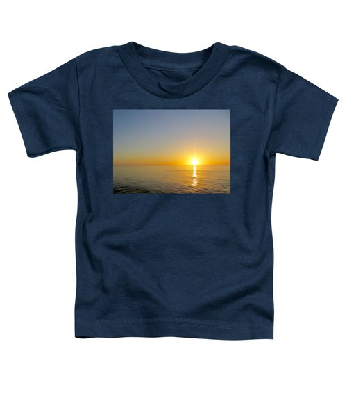 Caribbean Sunset Toddler T-Shirt