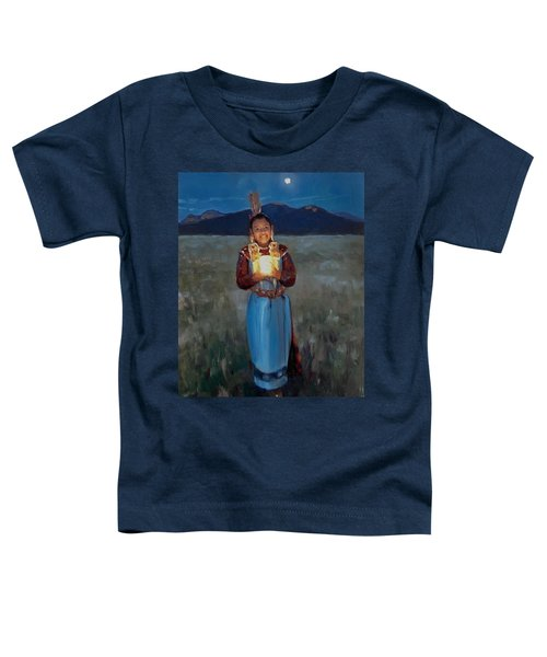 Catching The Moon Toddler T-Shirt