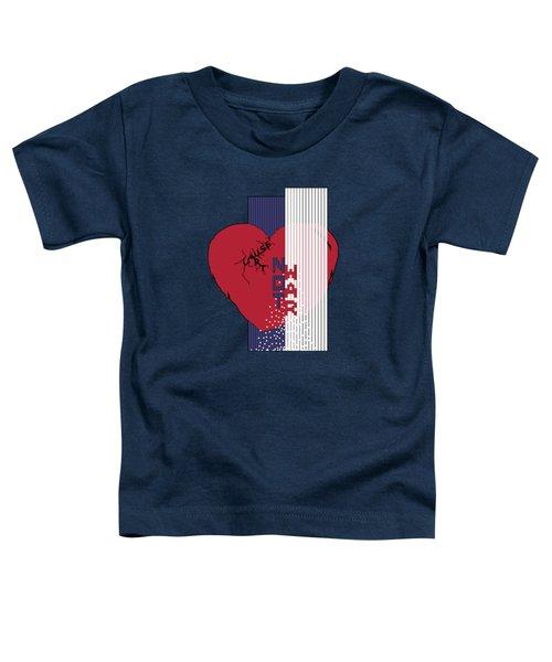 Cause Art Not War Transparent Toddler T-Shirt