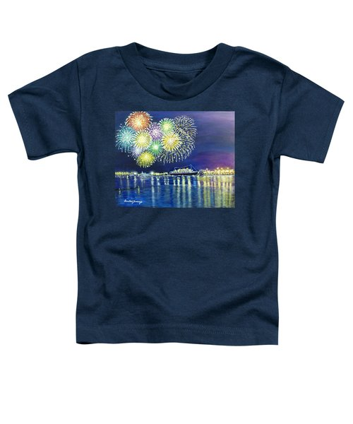Celebrating In The Lbc Toddler T-Shirt