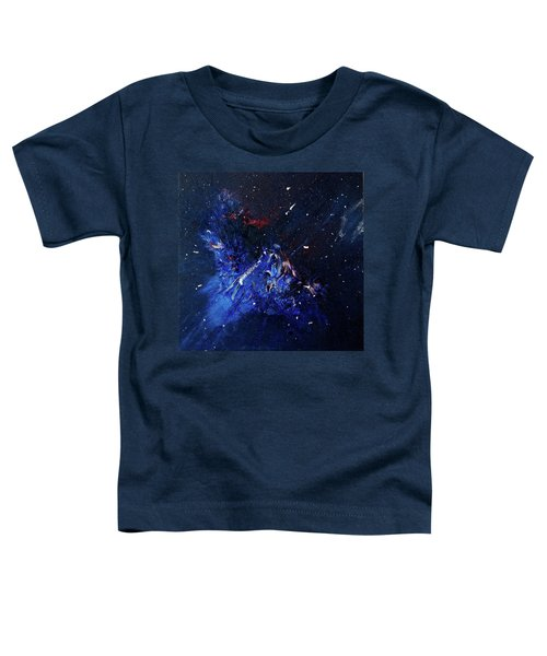 Celestial Harmony Toddler T-Shirt
