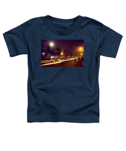 Ceremonious Crossings Toddler T-Shirt