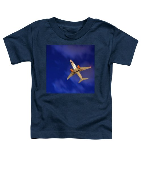 Cgh: Landing Authorized Toddler T-Shirt