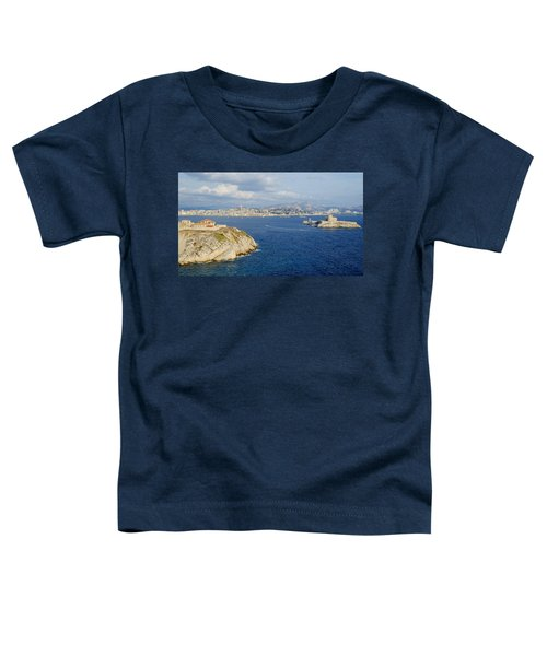 Chateau D'if-island Toddler T-Shirt