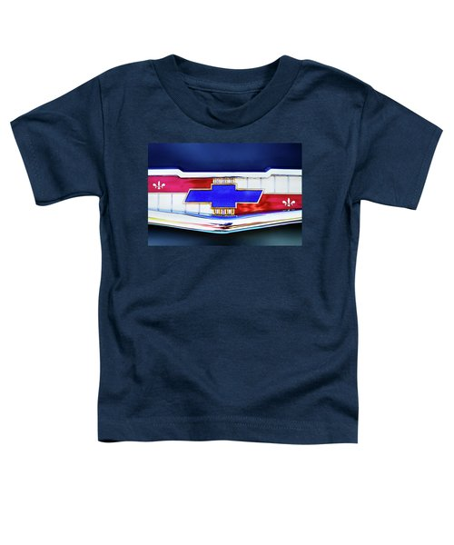 Chevy's Fifties Bowtie Toddler T-Shirt