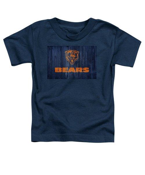 Chicago Bears Barn Door Toddler T-Shirt