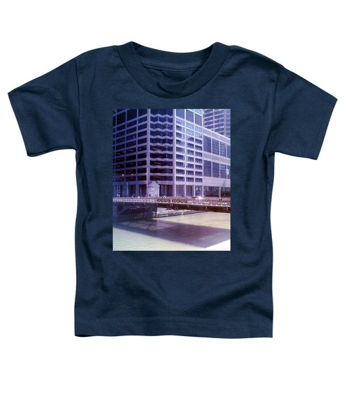 City Bridge Toddler T-Shirt
