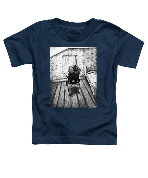 Rhode Island Civil War, Vacant Chair Toddler T-Shirt