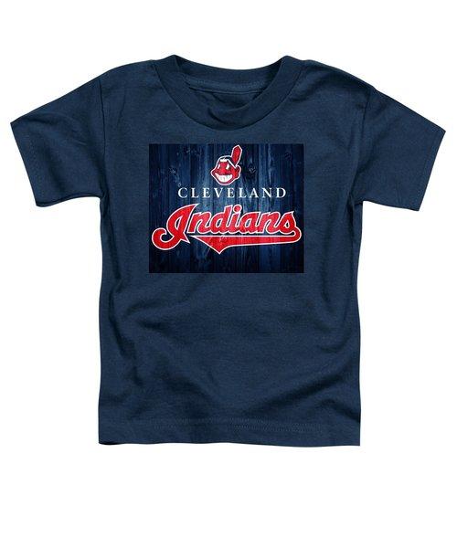 Cleveland Indians Barn Door Toddler T-Shirt