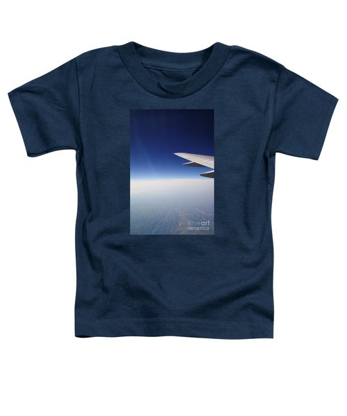 Climb Higher Toddler T-Shirt