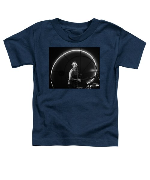 Coldplay11 Toddler T-Shirt by Rafa Rivas