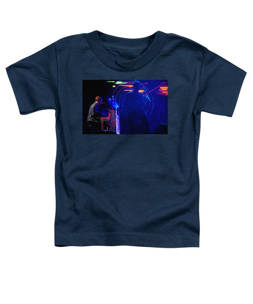 Coldplay2 Toddler T-Shirt by Rafa Rivas