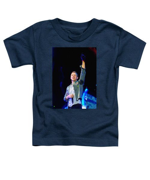 Coldplay8 Toddler T-Shirt by Rafa Rivas