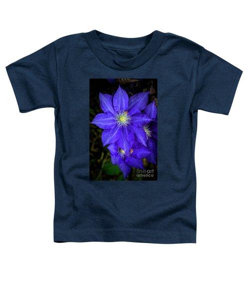 Color Me Purple Toddler T-Shirt