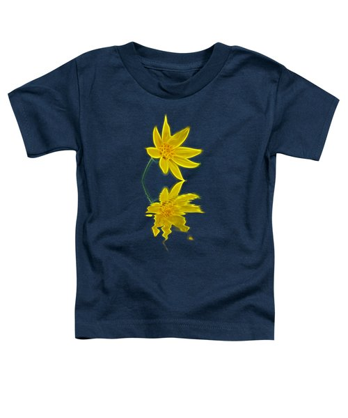 Colorado Wildflower Toddler T-Shirt