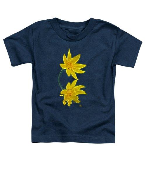 Colorado Wildflower Toddler T-Shirt