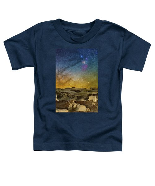 Colors On The Rise Toddler T-Shirt