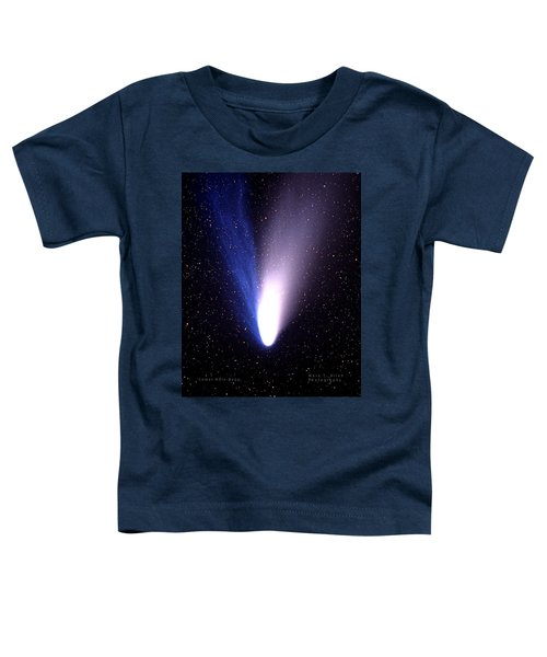 Comet Hale-bopp Toddler T-Shirt