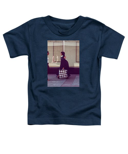 Coming And Going Toddler T-Shirt