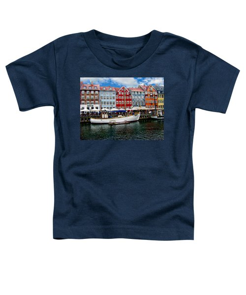 Copenhagen - Denmark Toddler T-Shirt
