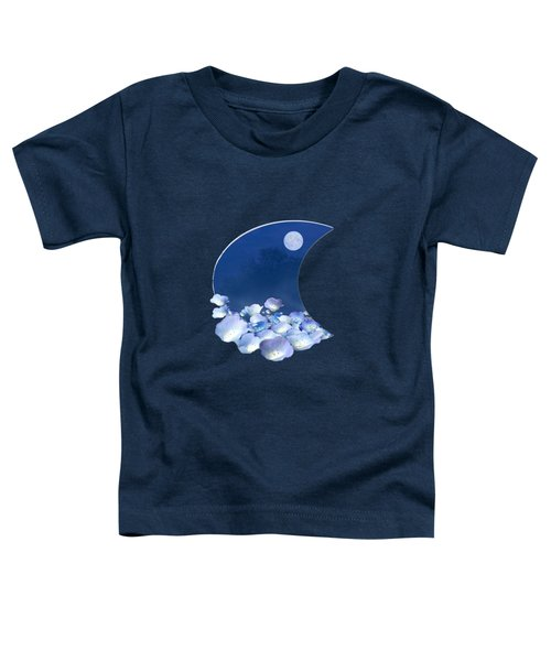 Cornflowers In The Moonlight Toddler T-Shirt