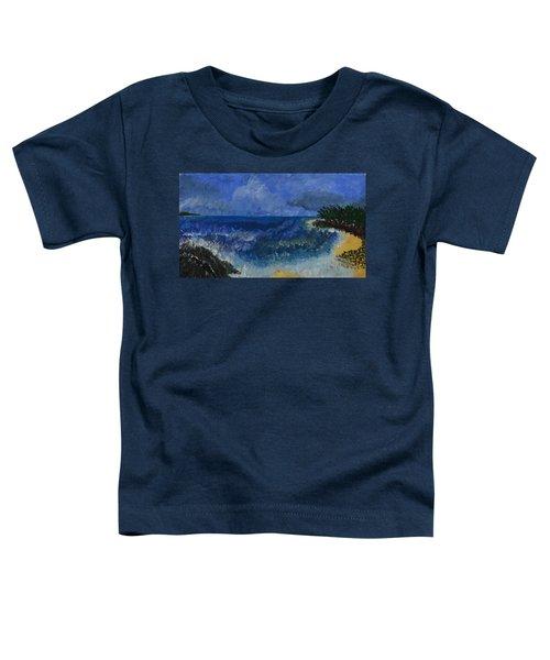 Costa Rica Beach Toddler T-Shirt