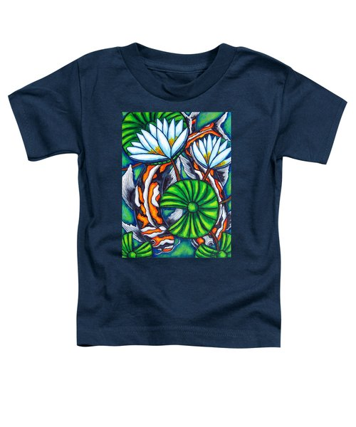 Coy Carp Toddler T-Shirt