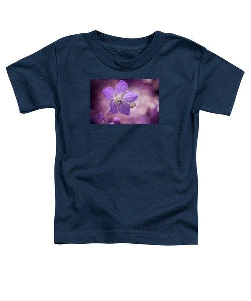 Cranesbill Toddler T-Shirt