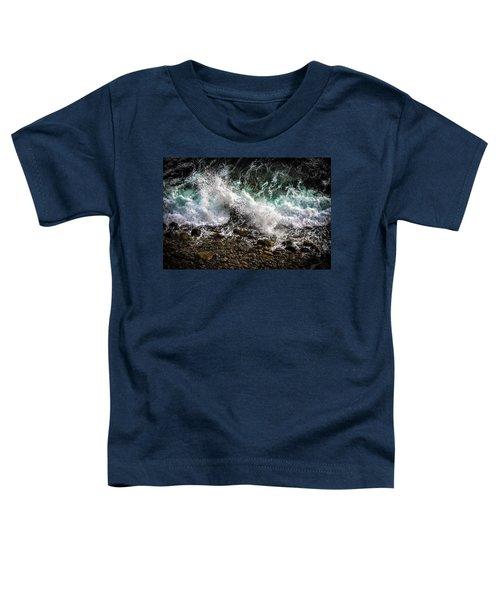 Crashing Surf Toddler T-Shirt