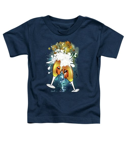 Crazy Beers Toddler T-Shirt