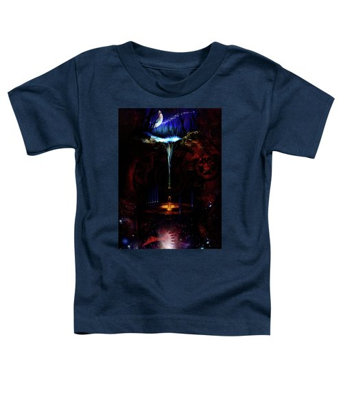 Creation Of Time Toddler T-Shirt