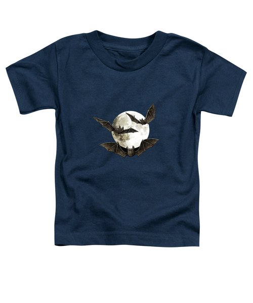 Creatures Of The Night Toddler T-Shirt
