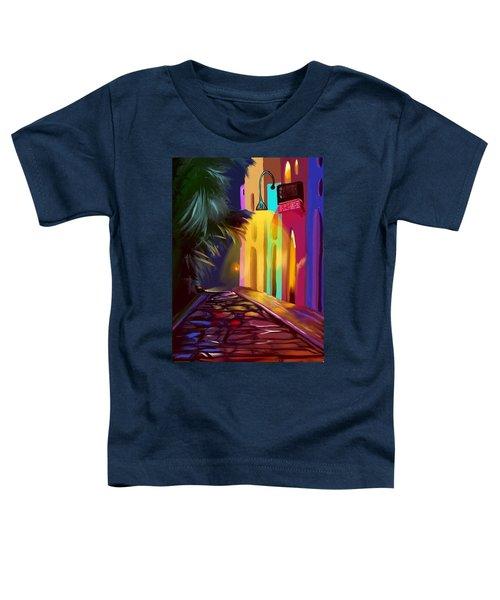 Cubano Street Toddler T-Shirt
