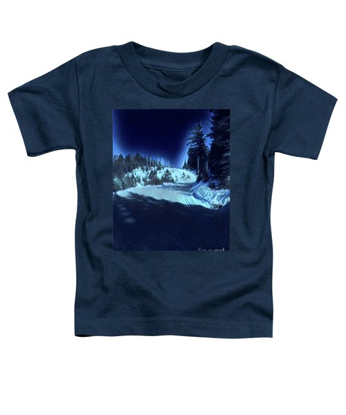 Cypress Bowl, W. Vancouver, Canada Toddler T-Shirt