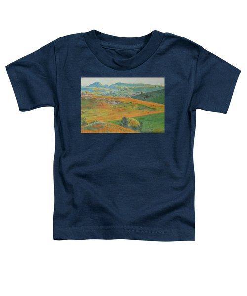 Dakota Prairie Dream Toddler T-Shirt