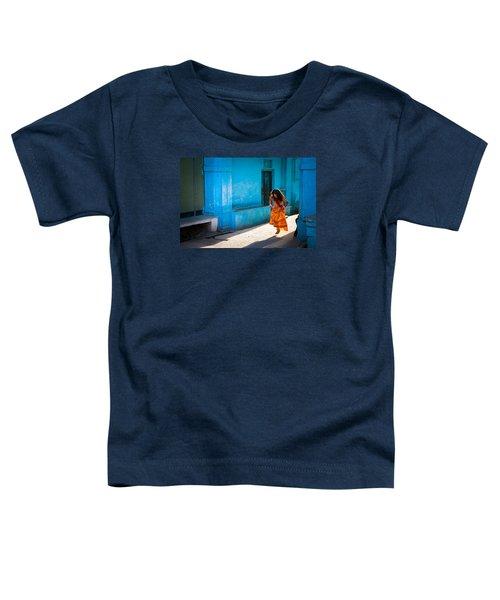 Dancer In The Light Toddler T-Shirt