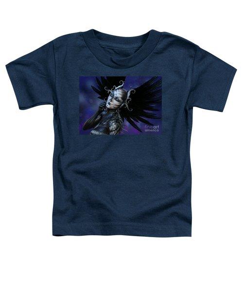 Dark Gaze Toddler T-Shirt