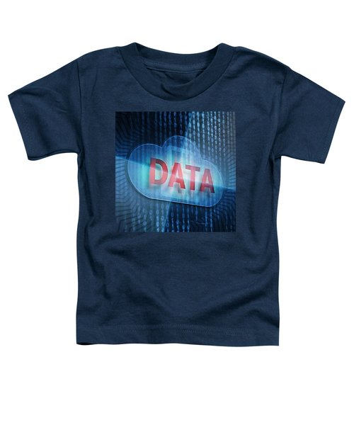 Data Storage Technologies Toddler T-Shirt