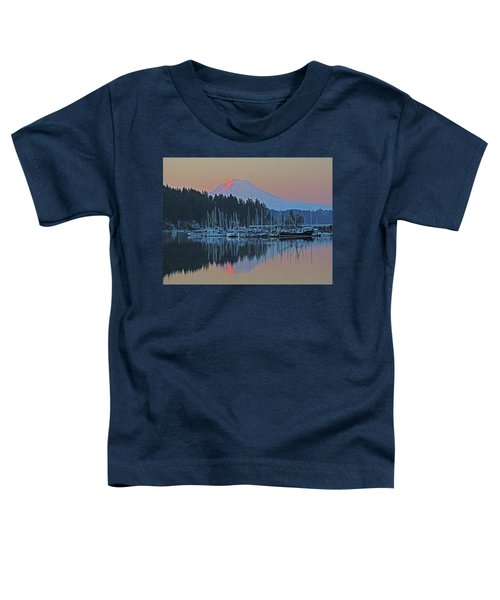 Dawn At Gig Harbor Toddler T-Shirt