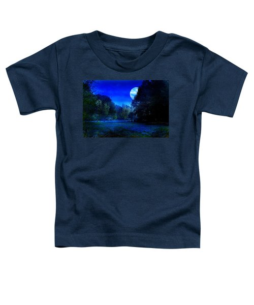 Dawn At Night Toddler T-Shirt
