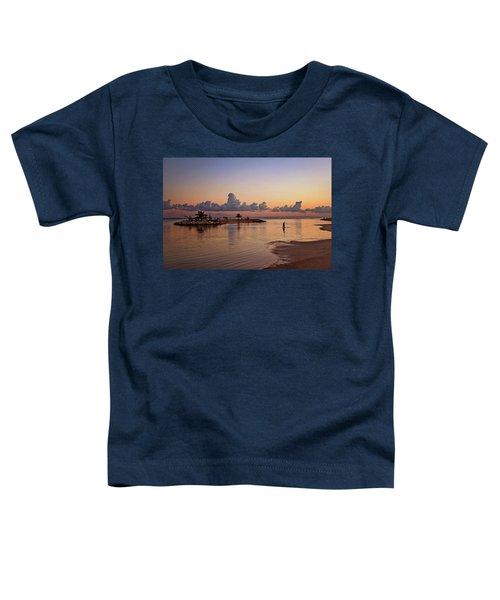 Dawn Reflection Toddler T-Shirt