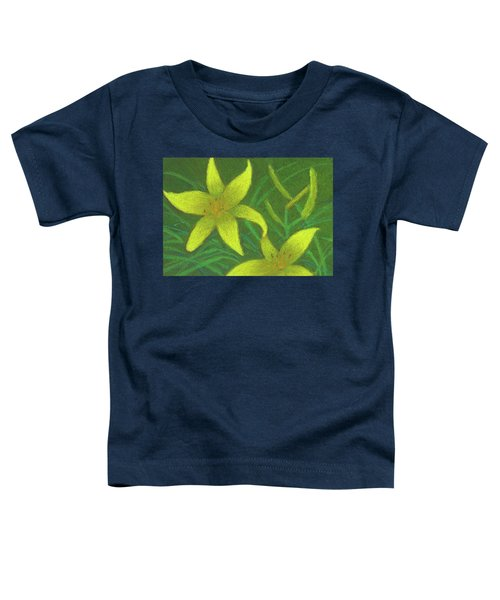 Day Lilies Toddler T-Shirt