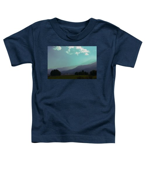 Deep Layers Toddler T-Shirt