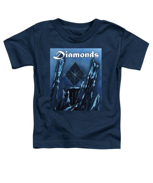 Diamonds Suit Toddler T-Shirt