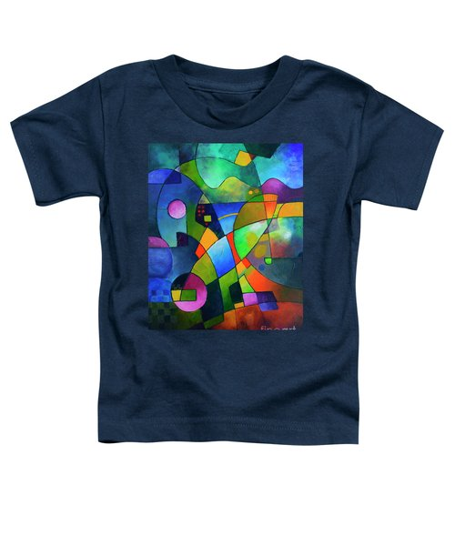 Direction North Toddler T-Shirt