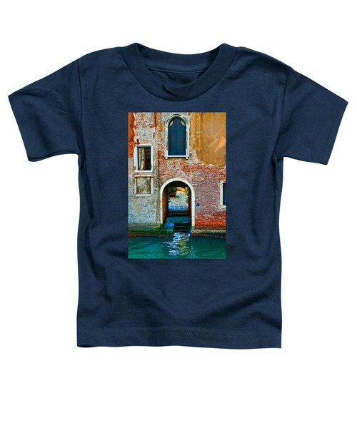 Dock And Windows Toddler T-Shirt